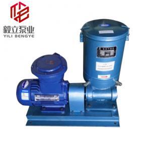 防爆式电动干油泵